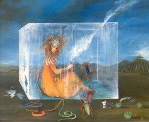 La Caja de Cristal- Bridget Bate Tichenor