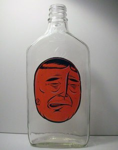 Barry McGee- Bottle