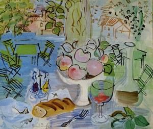 Raoul Dufy- Still Life 1941