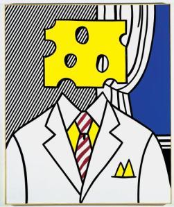 Roy Lichtenstein. Portræt / Portrait, 1977