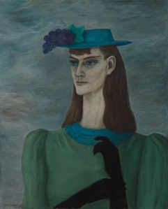 Self Portrait of My Sister- Gertrude Abercrombie