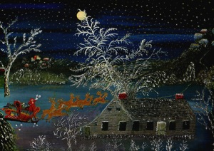 So Long Till Next Year- Grandma Moses