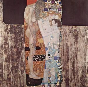 The Three Ages of Woman- Gustav Klimt