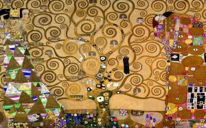 The Tree of Life- Gustav Klimt