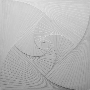 Ad Dekkers Verschoven Kwadraten 1965
