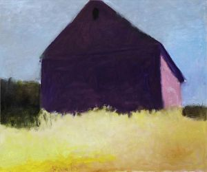 Barn on Cooks Lane- Wolf Kahn