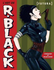 Futura Cover- R. Black