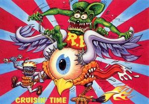 Cruisin Time- Ed Roth