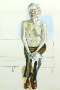Andy Warhol- Alice Neel