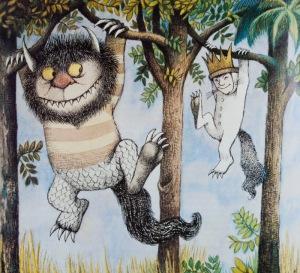 Where The Wild Things Are- Maurice Sendak
