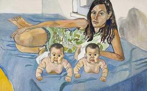 Babies- Alice Neel