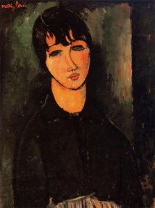 The Servant- Amedeo Modigliani