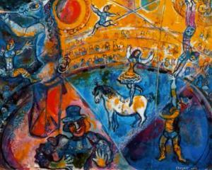 Circus- Marc Chagall