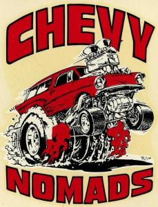 Chevy Nomads- Ed Roth