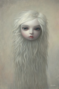 Fur Girl- Mark Ryden