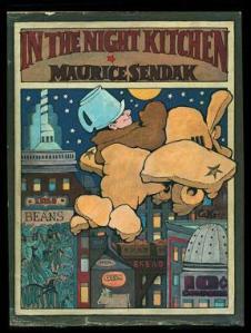 In the Night Kitchen- Maurice Sendak