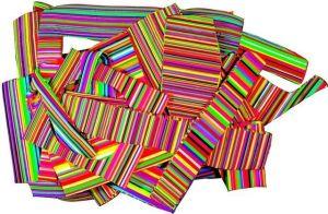 Geometria blanda, 2014- Marta Minujin