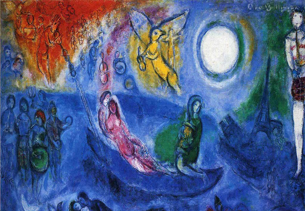 Marc Chagall | Day of the Artist Chagall
