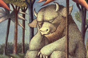 Where The Wild Things Are- Maurice Sendak