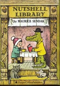 Nutshell Library- Maurice Sendak