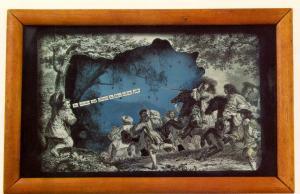 Object Abeilles- Joseph Cornell