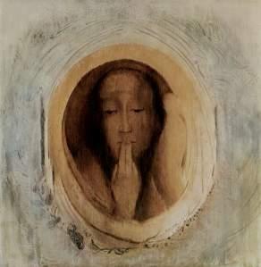 Le Silence- Odilon Redon