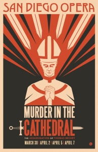 Murder in the Cathedral- R. Black