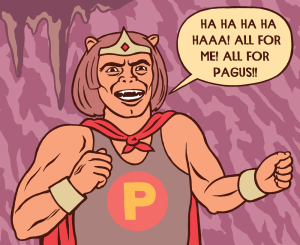 Pagus- Michael Kupperman