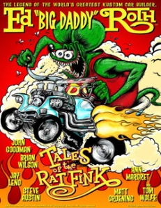 Cover Art- Ed Roth