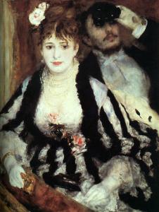 La Roge- Pierre-Auguste Renoir