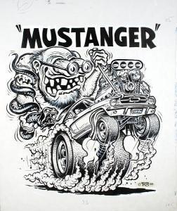 Mustanger- Ed Roth