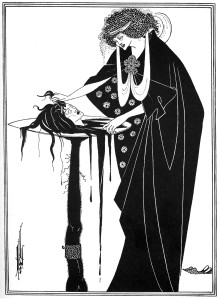 The Dancer's Reward- Aubrey Beardsley