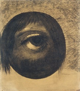 The Eye- Odilon Redon