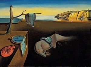 The Persistence of Memory- Salvador Dali