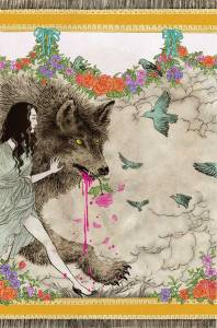 The Unwritten #50 Unwritten Fables 1 of 5- Yuko Shimizu